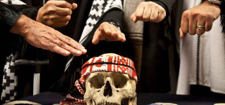 El cacique Cipriano Catriel vuelve a sus tierras ancestrales