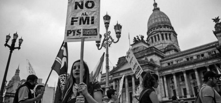 """Martín Guzmán, economista especialista en crisis financieras: """"No era inevitable acudir al FMI"""""""