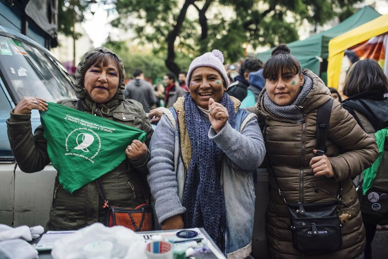 #AbortoLegal2020: el proyecto es feminista, federal y ya está en las calles