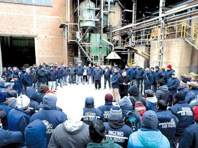 Cinco meses de resistencia en el Ingenio San Isidro