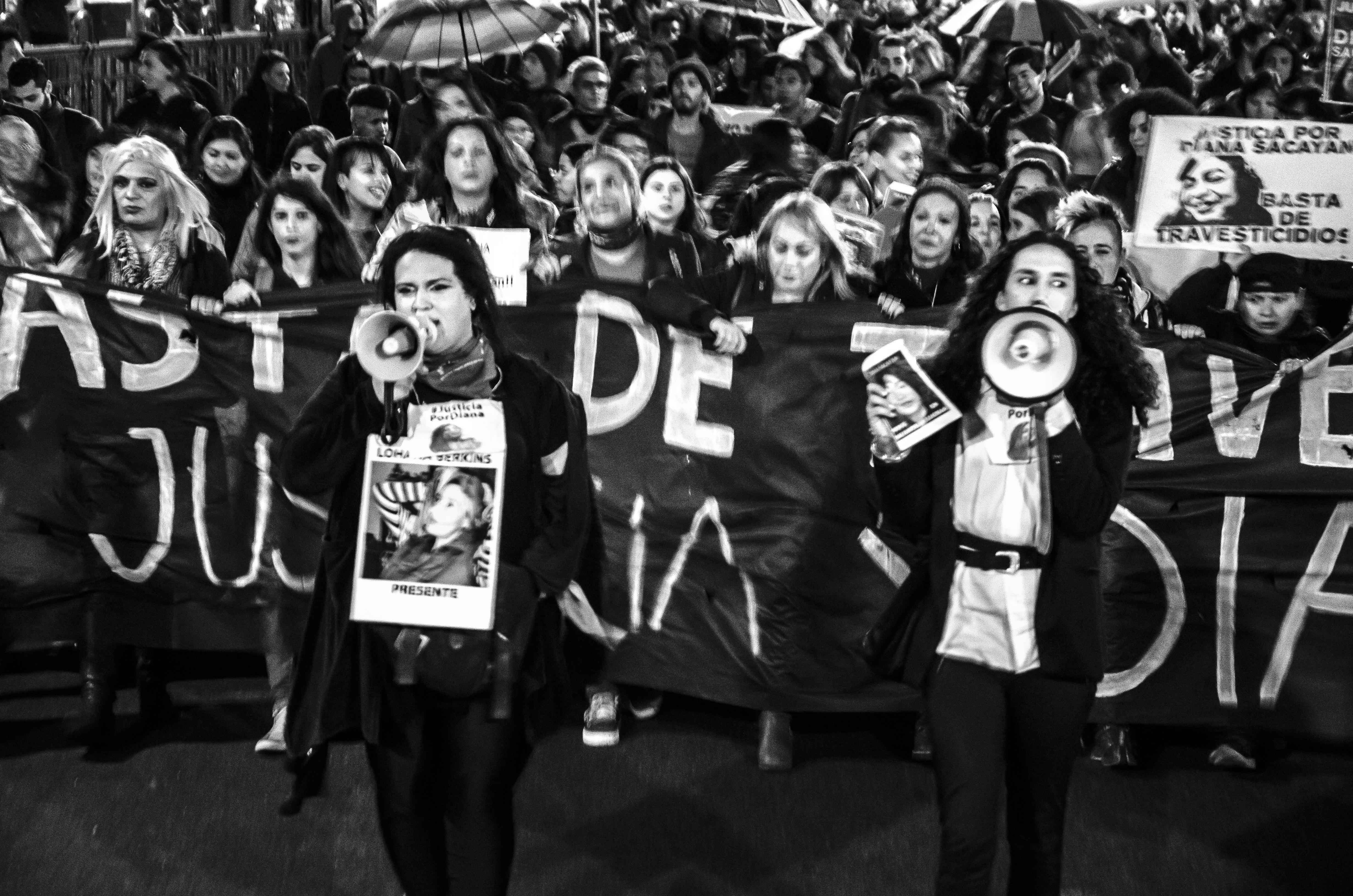Marchar contra los travesticidios, otro legado de Lohana Berkins