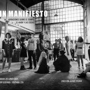 Un Manifiesto: el teatro de la historia humana