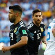 Messi y sus muchachos, enjaulados