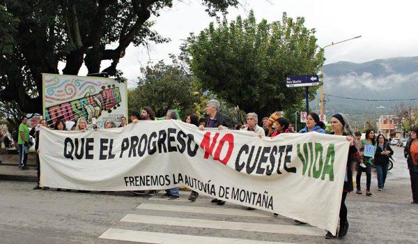 Córdoba, una Autovía contra la Montaña