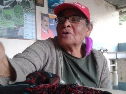 """Gaudy García, campesina y agricultora de Lara: """"Maduro debe oír más al pueblo y priorizar la agricultura"""""""