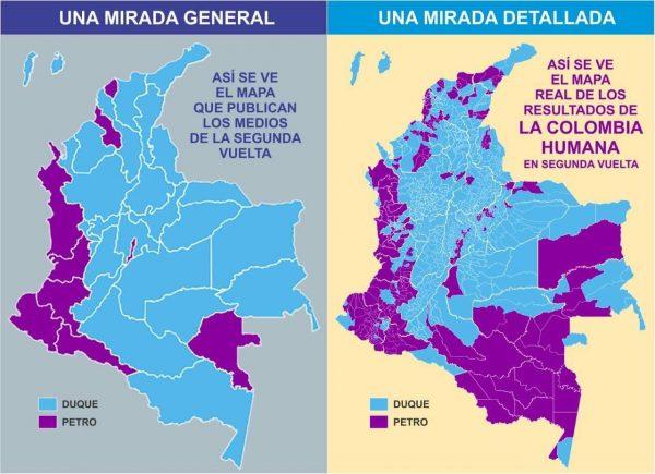 """Cuando """"perder es (más que) ganar un poco"""". Comentarios después de las elecciones presidenciales en Colombia"""
