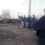Explotación infantil en quintas del Parque Pereyra Iraola