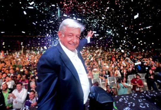 La izquierda y lo popular en el triunfo histórico de AMLO
