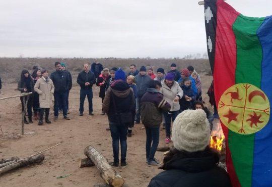 Plan de persecución judicial a mapuches en Río Negro y Neuquén