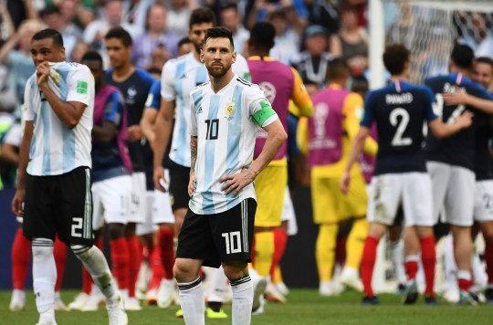 La Argentina fuera del Mundial: las derrotas también se celebran