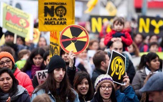 """""""La tecnología nuclear amenaza no solo nuestras vidas en el presente, sino cualquier tipo de vida en el futuro"""""""