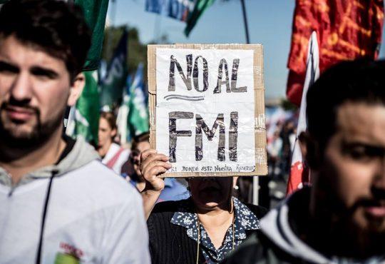 FMI al acecho, una historia conocida