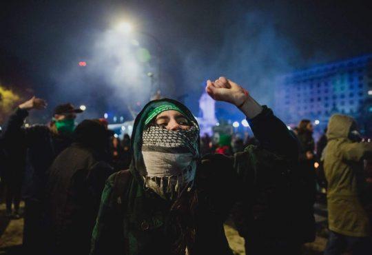 La lucha por el aborto legal: de la esperanza a la violencia estatal