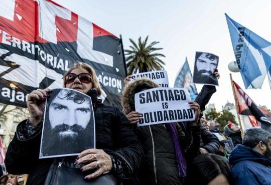 """""""Santiago es solidaridad"""""""