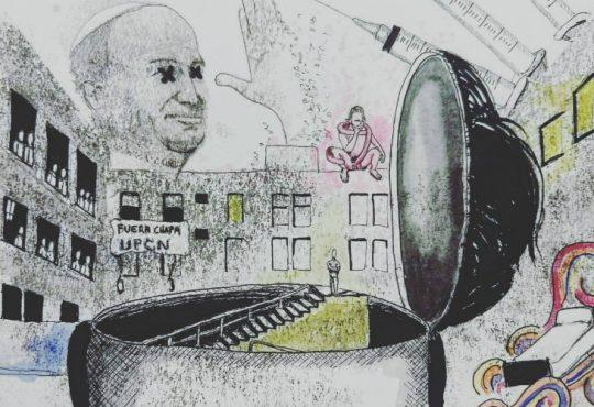 El caso Chapita: cuando la desinformación des-Borda I