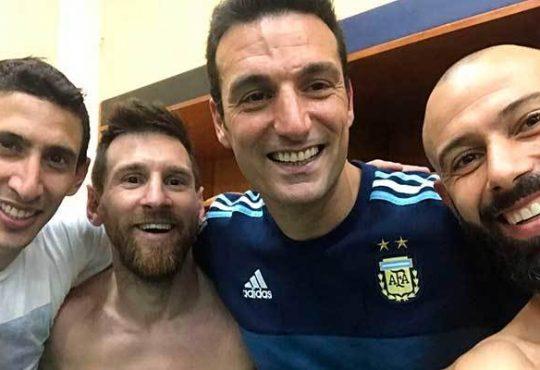 Selección argentina: Históricos, ¡go home!