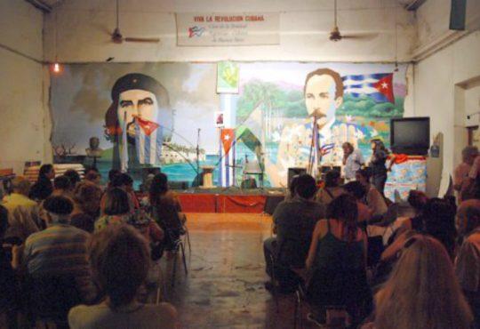 Atentan contra Casa de la Amistad Argentina-Cuba de Buenos Aires