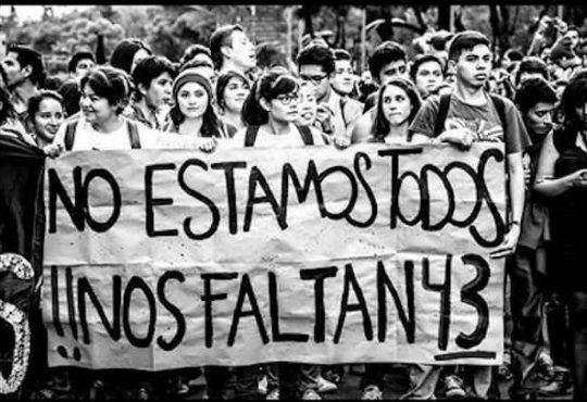 Ayotzinapa: 4 años de impunidad y de lucha popular