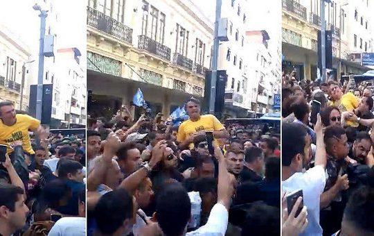 """Brasil: el ataque a Bolsonaro es """"respuesta de odio"""" a quien """"predica el odio"""""""