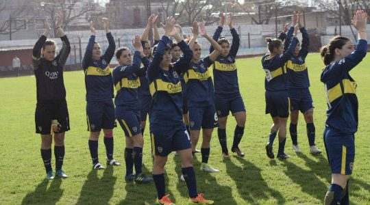 Fútbol femenino: La segunda fecha a puro gol