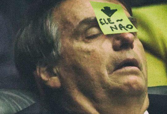 """Brasil: """"Bolsonaro presidente sería la situación más riesgosa desde el golpe militar"""""""