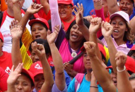 Venezuela: mujeres en la revolución, Ayelen