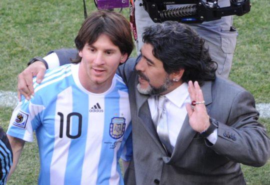 Cuando Diego, Lionel y yo no pudimos cambiar el mundo