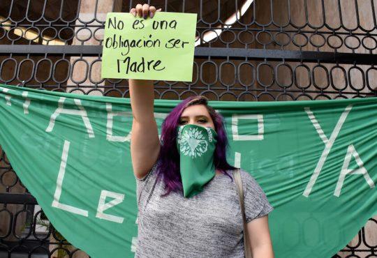 Criminalización: cada día una mujer es denunciada por aborto en México