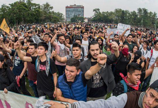 México: otra vez las y los estudiantes