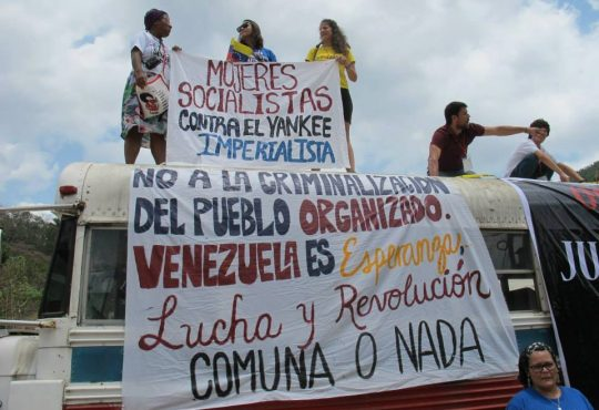 Venezuela: Las mujeres de la revolución, Olga