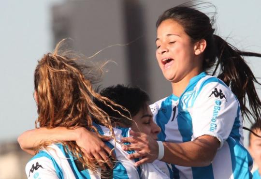 Fútbol femenino: empiezan a definirse las candidatas