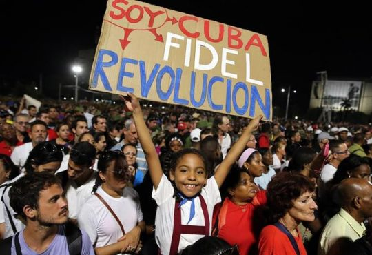 Una nueva constitución en Cuba