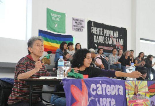 """Silvia Federici: """"No hay una revolución si no es feminista"""""""