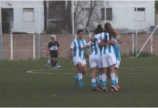 Fútbol femenino: Se fue la quinta