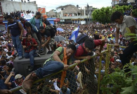 Caravana Migrante: Apuntes sobre la migración centroamericana