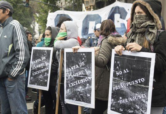 Media sanción al presupuesto de hambre: voces de la resistencia