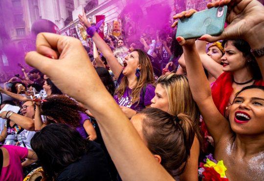 Brasil. El poder de las mujeres, de las calles a las urnas