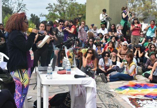 """Brasil: """"Nuestro nombre es resistencia y nuestro lugar está en la calle"""""""