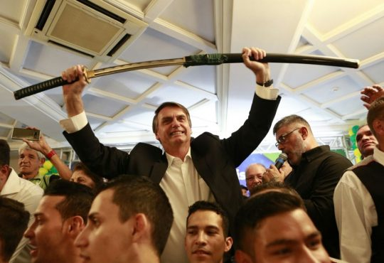 Brasil: ¿Cómo se engendró el monstruo Bolsonaro?