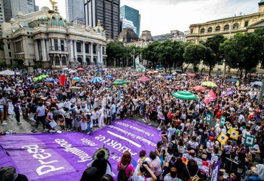 """Brasil: """"Ante la polarización, la izquierda brasileña debe reafirmar su compromiso democrático"""""""