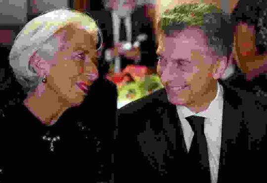 Panorama sindical I, entre la banda de Macri y la de Lagarde