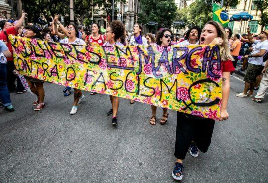 Del poder feminista a la lucha sin fronteras