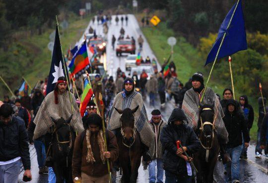 Chile: Carabineros asesinaron a un comunero mapuche en Temukuikui
