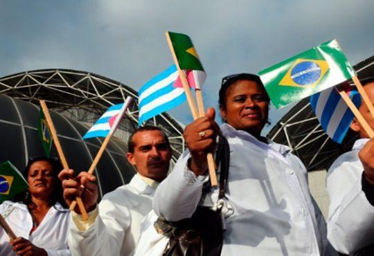 La Red de Médicos Populares lamenta la salida de cubanos/as de las periferias de Brasil