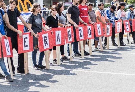 Lo que queda del G20: la alfombra roja de la sumisión