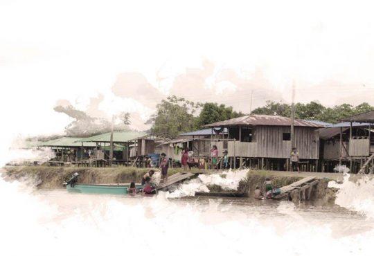 Colombia profunda: Guardias garantizan protección de indígenas, campesinos y negros