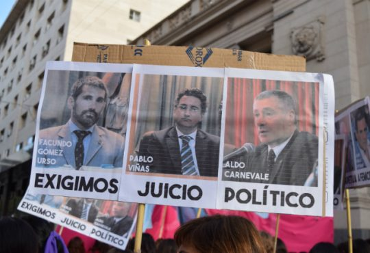5D. Si el poder judicial es machista, la justicia será feminista