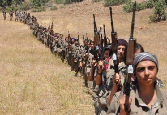 Kurdistán: un grito por las mujeres rebeldes