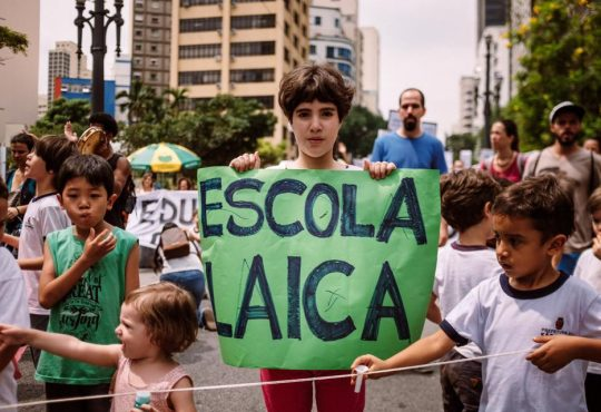 Bolsonaro presidente de Brasil: ¡a combatir al macho facho!