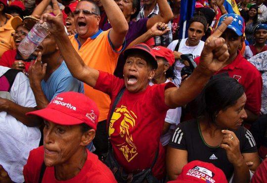 Un nuevo intento intervencionista y van… ¿Qué está pasando con Venezuela?